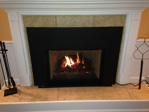 Gas Burning Fireplace Inserts Stove Store Canton Oh