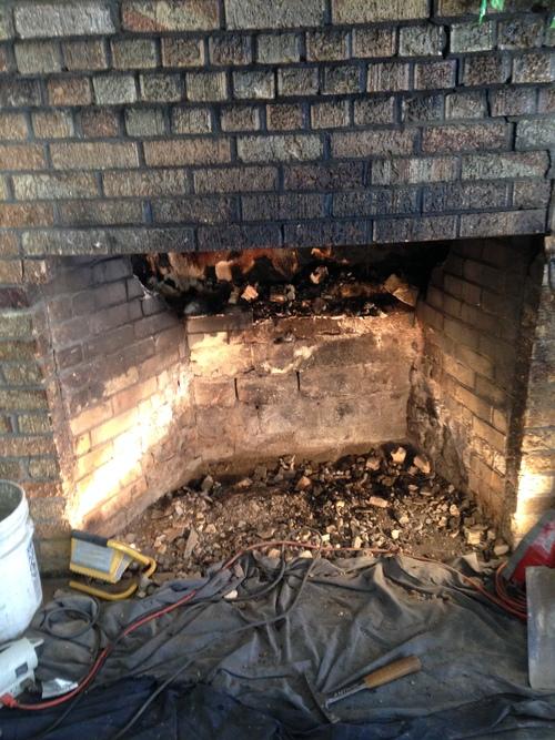 Firebox Repair