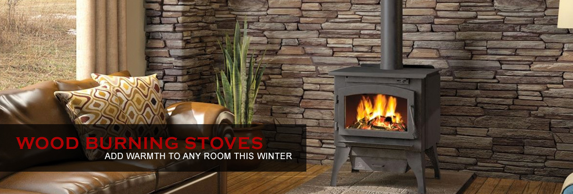 Wood Burning Stove Installations in Canton Ohio