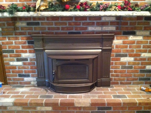 Hampton Wood Burning Fireplace Inserts Stove Store Stark